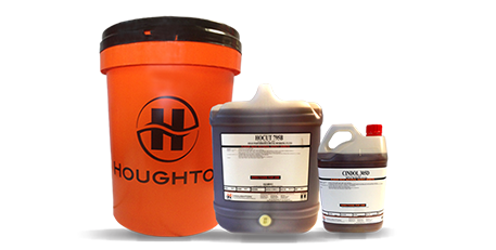 Houghton Metalworking Coolants for saws