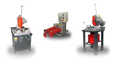 Haberle cold saws machines